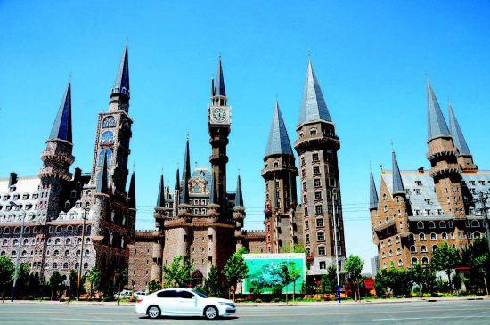新乐霍格沃兹魔法城堡